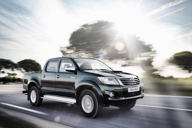 2012 Toyota Hilux Pickup Truck Diesel