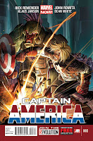 Captain America #3 Cover