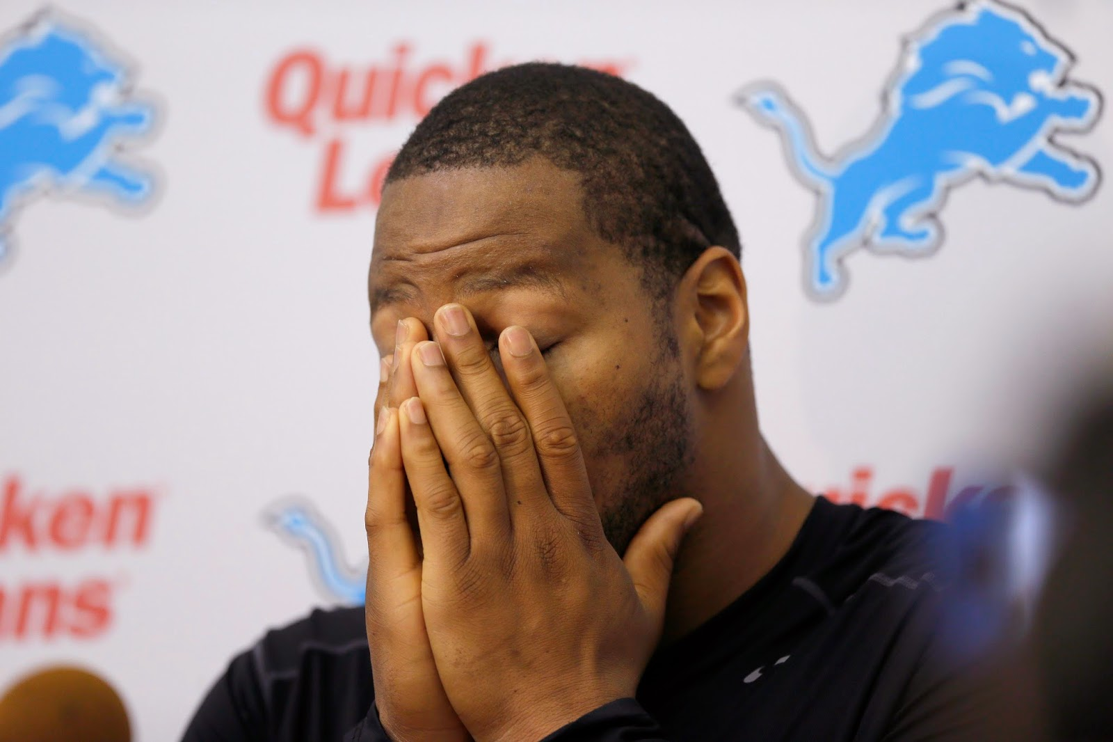 Report: Detroit Lions not optimistic about deal with Ndamukong Suh