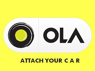 OLA CABS ATTACH CAR