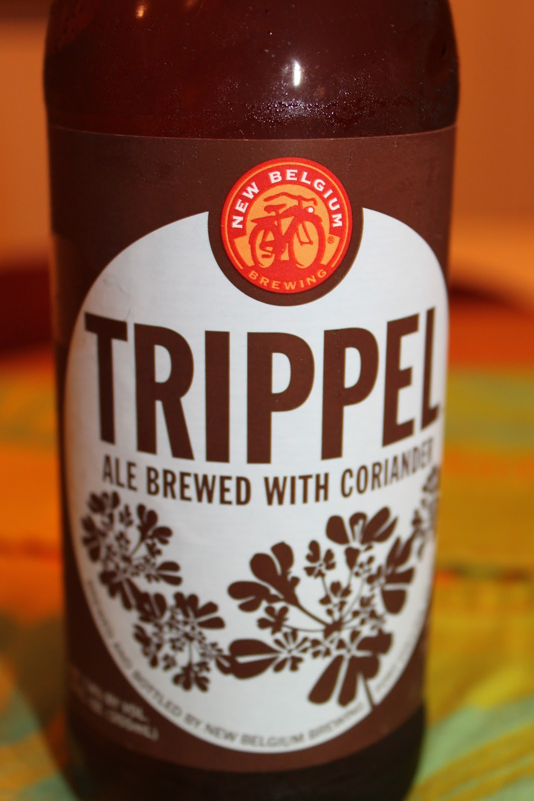 Trippel Belgium Style Ale,