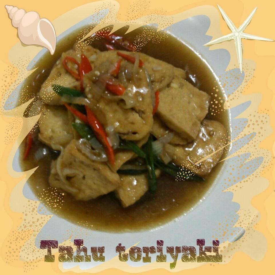Resep Ayam Teriyaki Umami