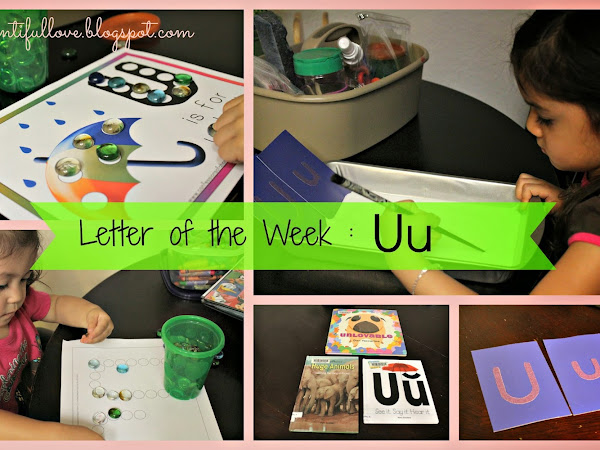 Letter of the Week : Uu