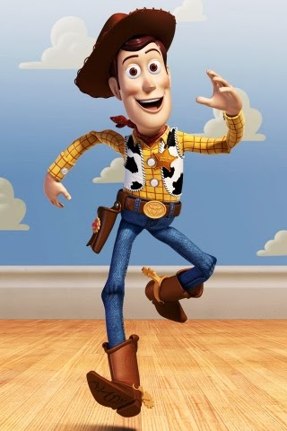 Sheriff Woody Toy Story Iphone Wallpaper