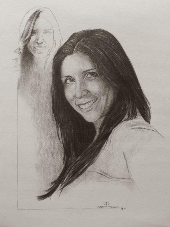 Retrato Tatiana Castillo