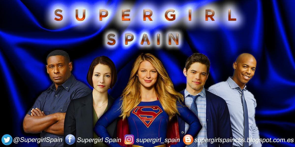 Supergirl Spain