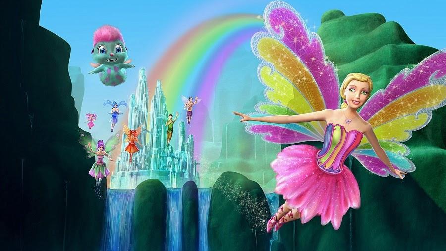 Regarder barbie magie de l arc en ciel 2007 films de barbie en francais princesses - Barbie et la porte secrete streaming ...