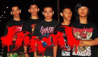 hijrah Band Death Metal Pontianak