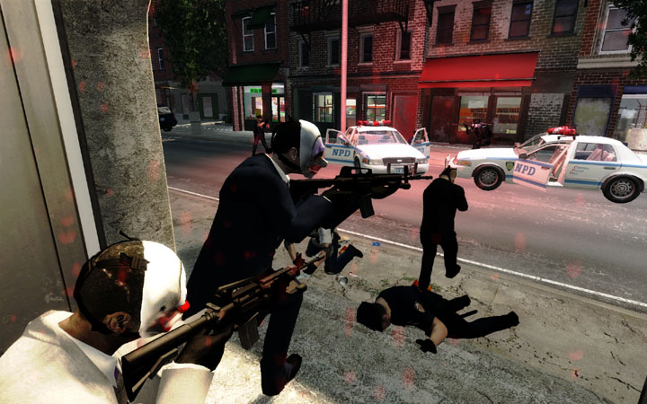 Payday The Heist RELOADED
