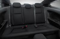 2015 New Honda Civic Si Sporty back seat