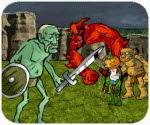 Game hiệp sĩ Zombie