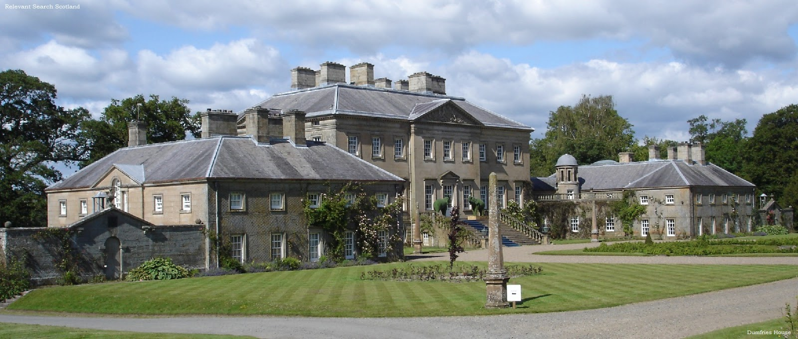 Kilmarnock And District History Group Dumfries House