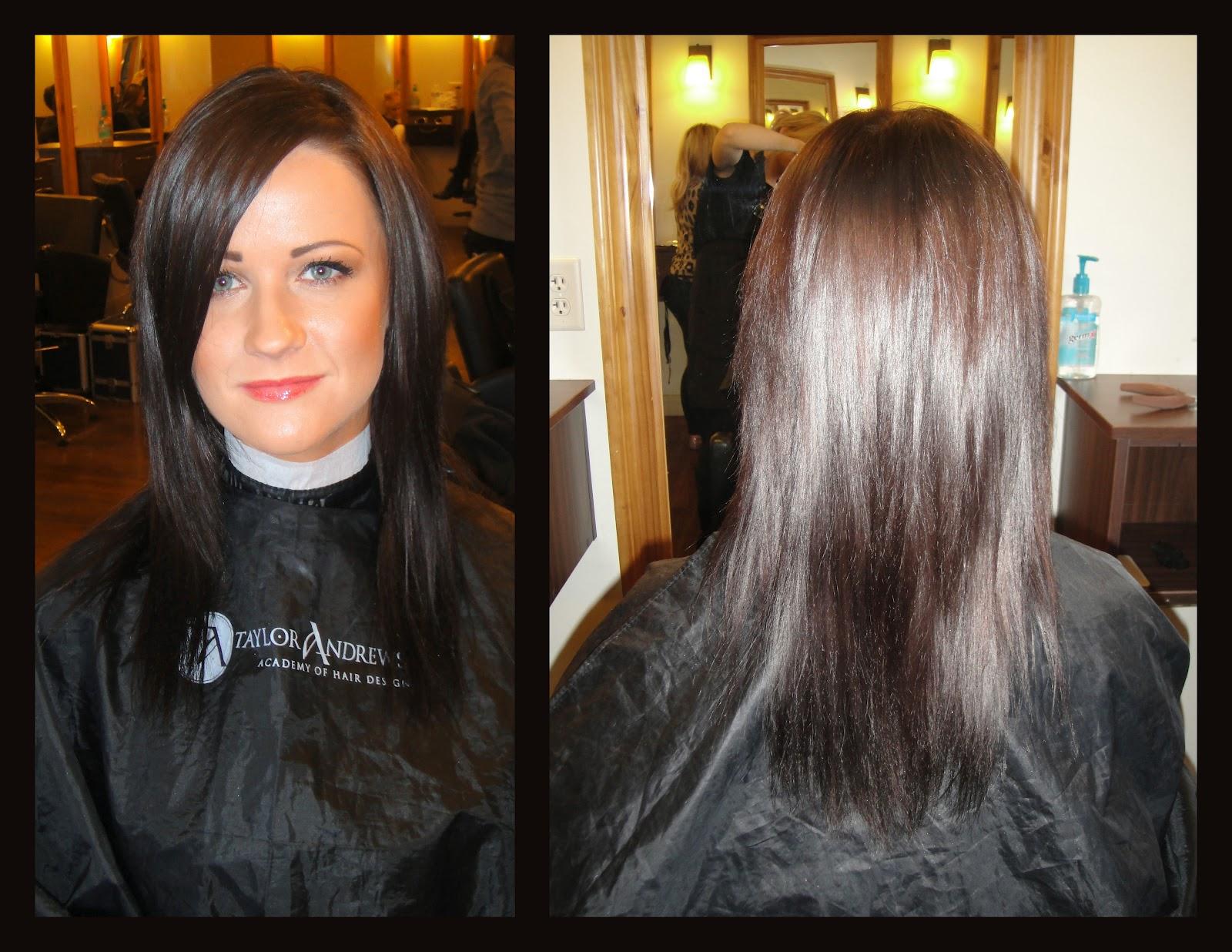 Buy Hair Extensions Dark Red Hair Extensions Micro Hair Extensions ...