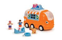 WOW Toys Casey Camper Van Giveaway