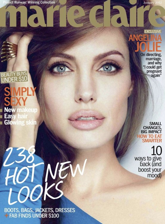 Honestly, I do not know where Angelina Jolie finds the time to swan about ...