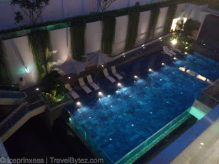 Moevenpick Heritage Hotel Sentosa Swimming Pool