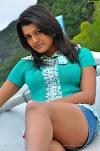 Tashu Kaushik in shorts - South Movie Hot stills