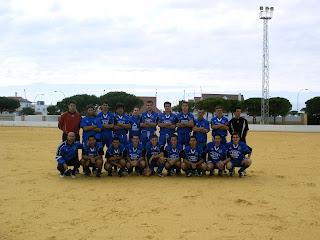Primer equipo Amateur