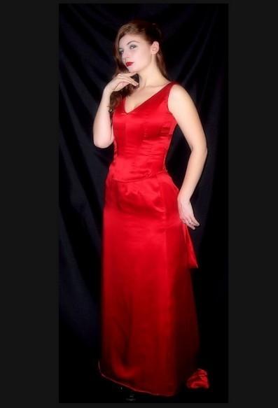 Red Dress - Nicole Kidman in Moulin Rouge Movie « FDP