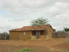 Uma casa de taipa