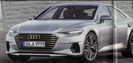 2018 Audi A8 Review and Release Date