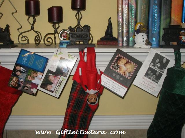 Elf on the Shelf Ideas, stockings