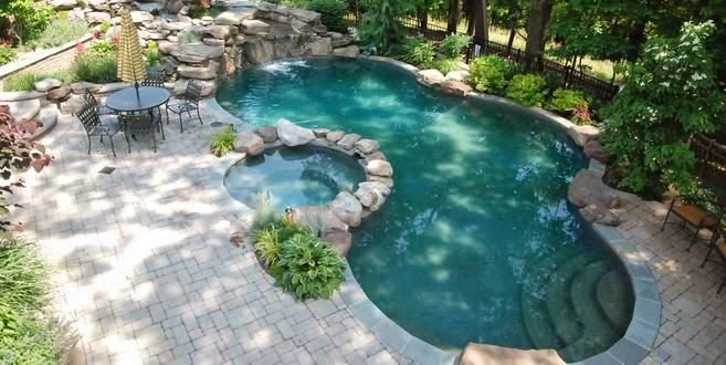 Fotos de piscinas piscinas casas bonitas for Imagenes de piscinas bonitas