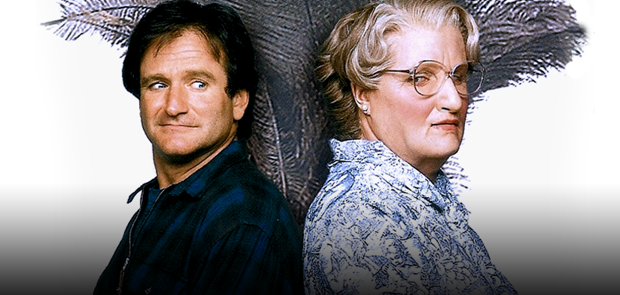 ROBIN WILLIAMS Revine În MRS. DOUBTFIRE 2