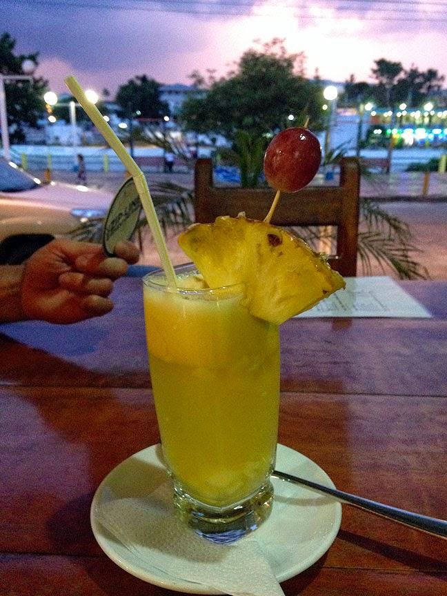 Ecuador+vacation+drink - Soul Flower in Ecuador