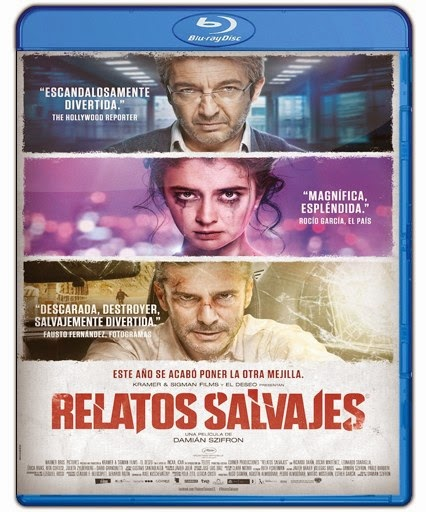 Relatos Salvajes 1080p Latino