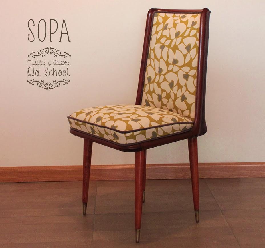 Sopa muebles y objetos old school sillas escandinavas greta for Mesa y sillas escandinavas