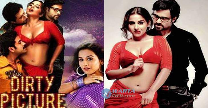 Foto Images poster The Dirty Picture Film semi erotis India Bollywood paling Hot