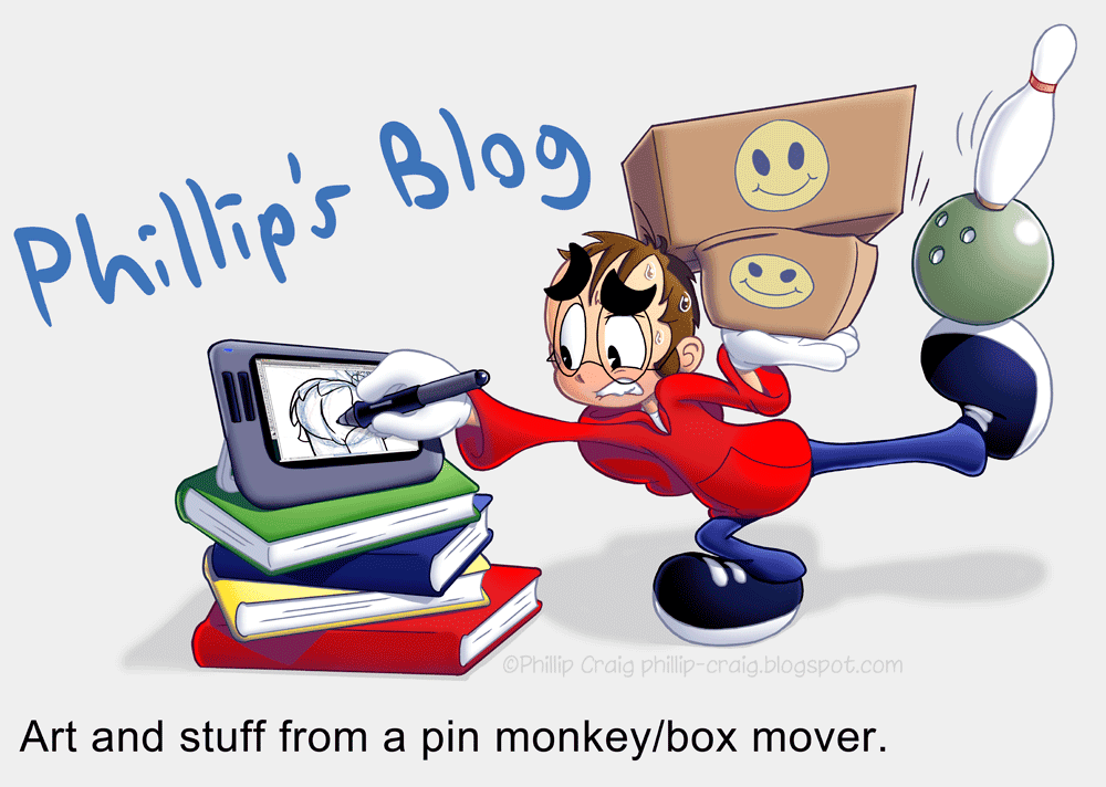 Phillip's Blog