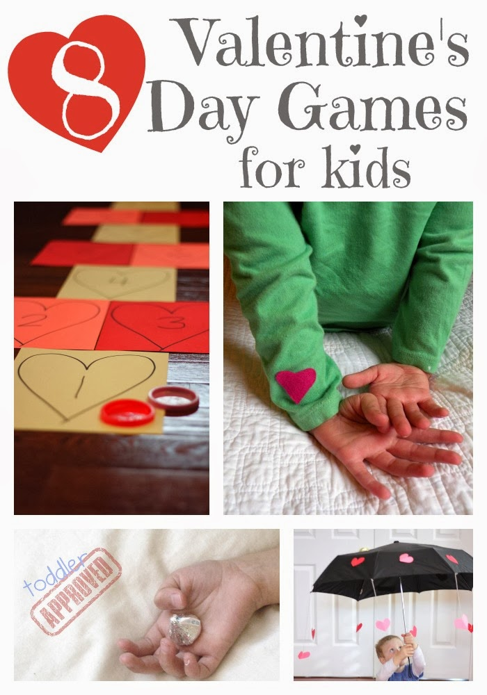 toddler approved!: 8 valentine's day games for kids, Ideas