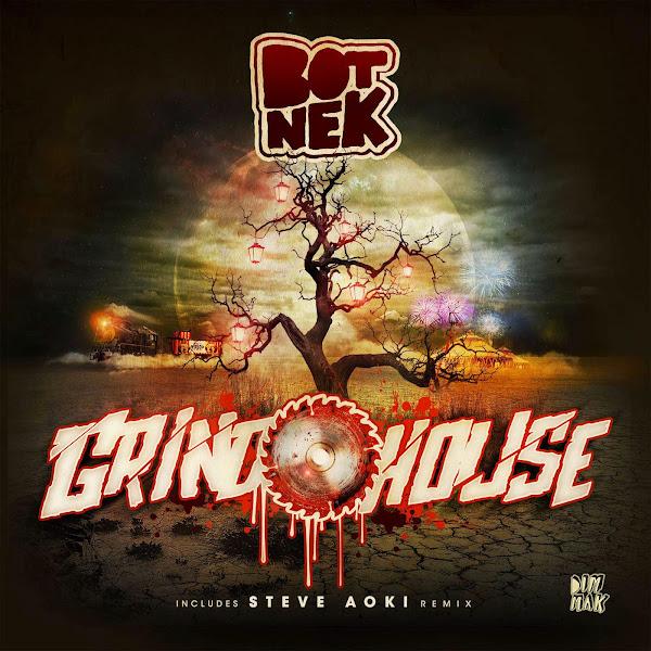 Botnek - Grindhouse - Single Cover