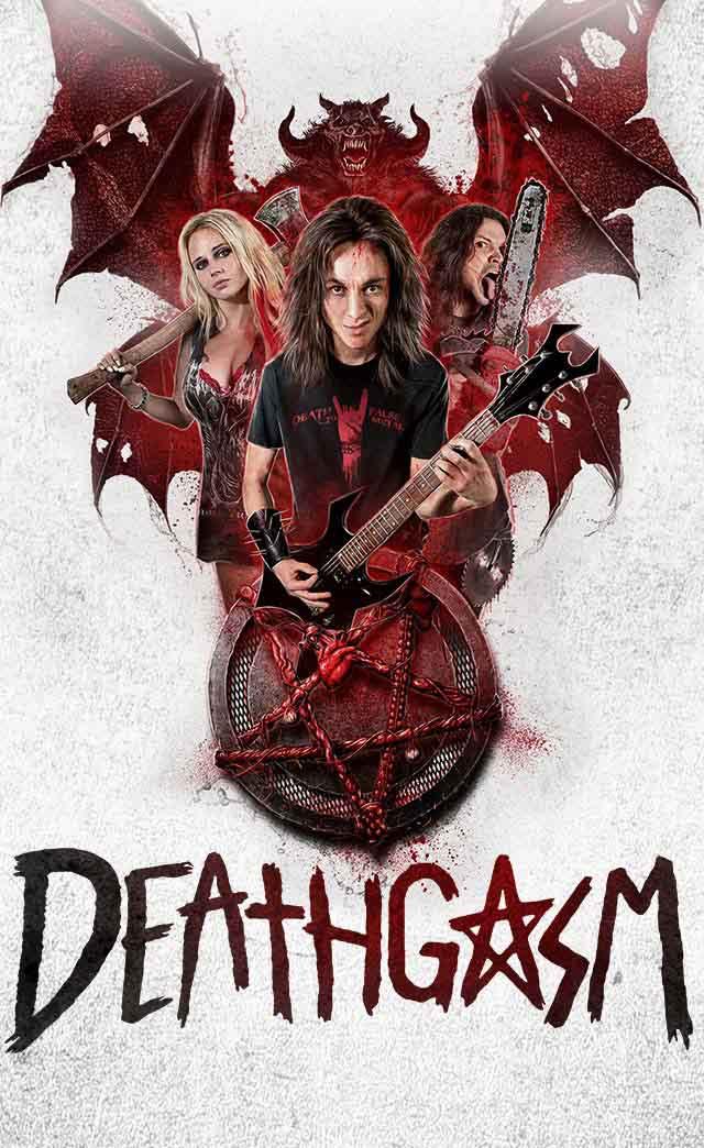 Deathgasm Torrent - Blu-ray Rip 720p Legendado (2015)