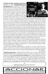 Reseña en ACCIONAR - Tucumán