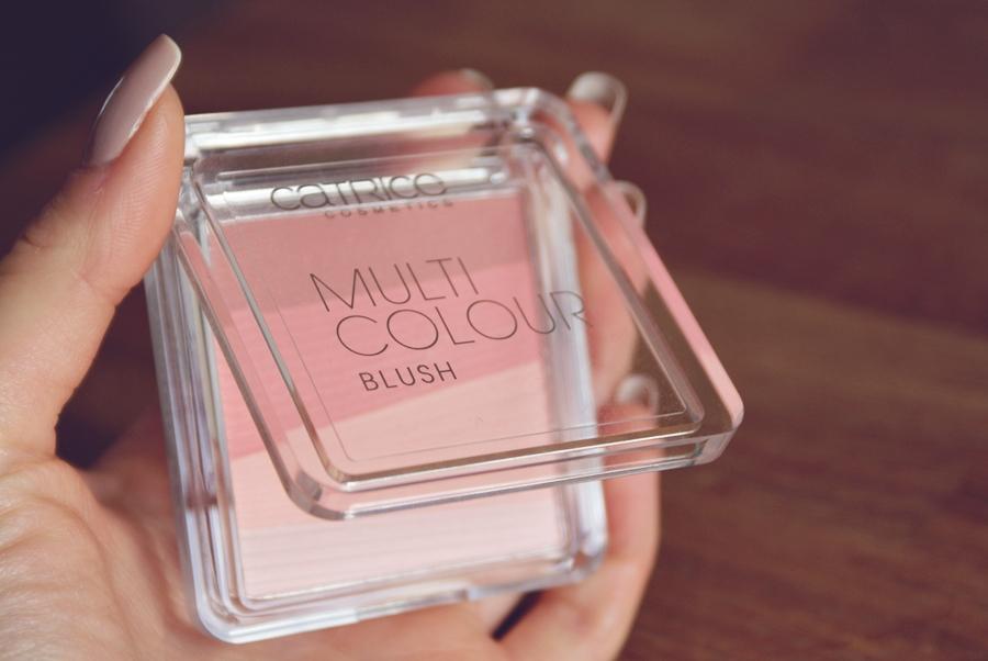 CATRICE - Multi Colour Blush nr 060 Strawberry Frappuchino