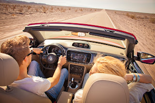 Interno Volkswagen New Beetle Cabrio