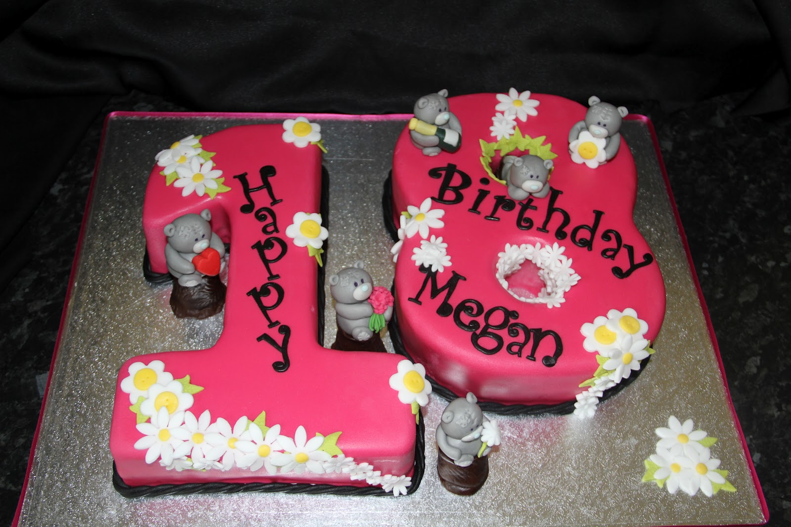 the crooked cottage 18th birthday cake. Black Bedroom Furniture Sets. Home Design Ideas