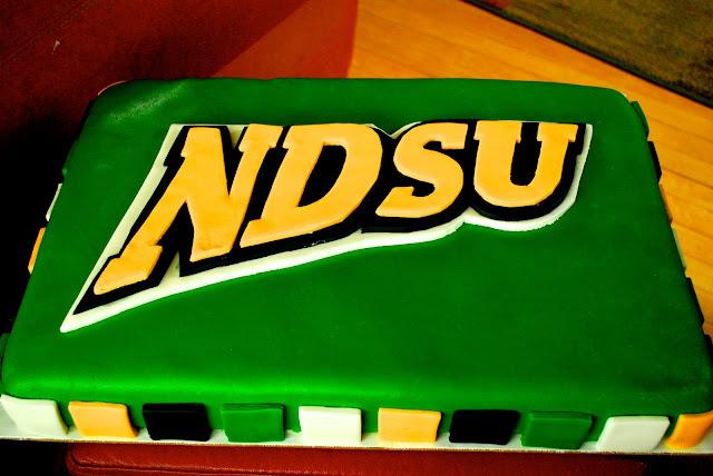 NDSU Cake design