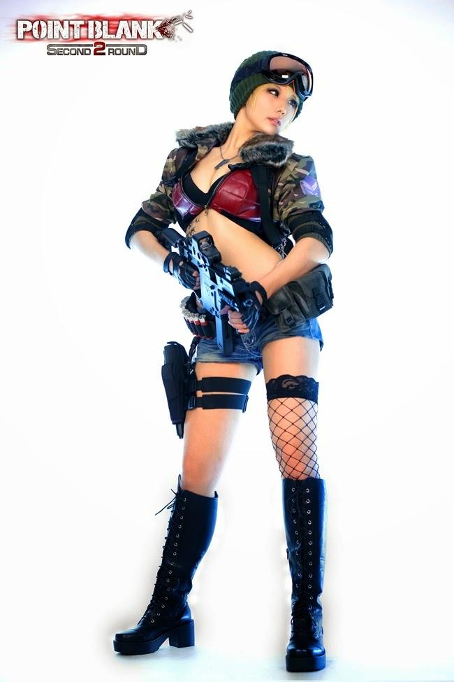 cosplay cosplay point blank tarantula spiral cat tasha s