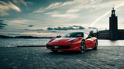 Ferrari Cars HD Wallpapers