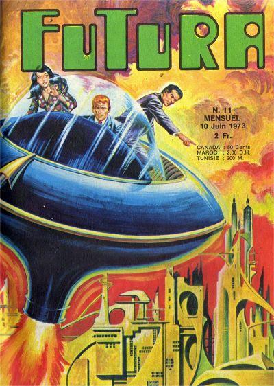 FUTURA 01 - 35 (1e Série) - LUG (Série complète)