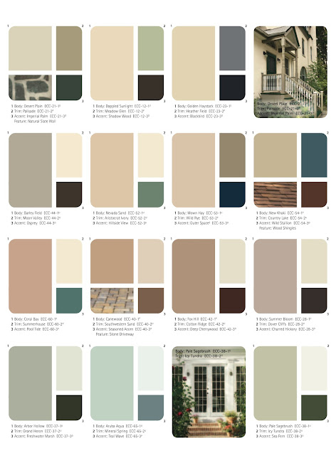 Home depot paints behr home painting ideas - Roof house color combinations ...