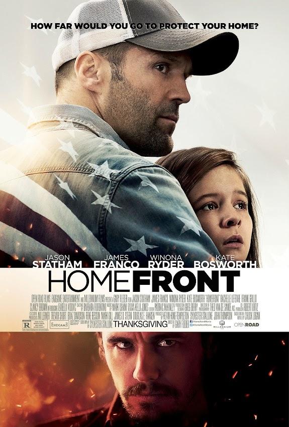 ตัวอย่างหนังใหม่ : HomeFront (โคตรคนระห่ำล่าผ่าเมือง) ซับไทย poster