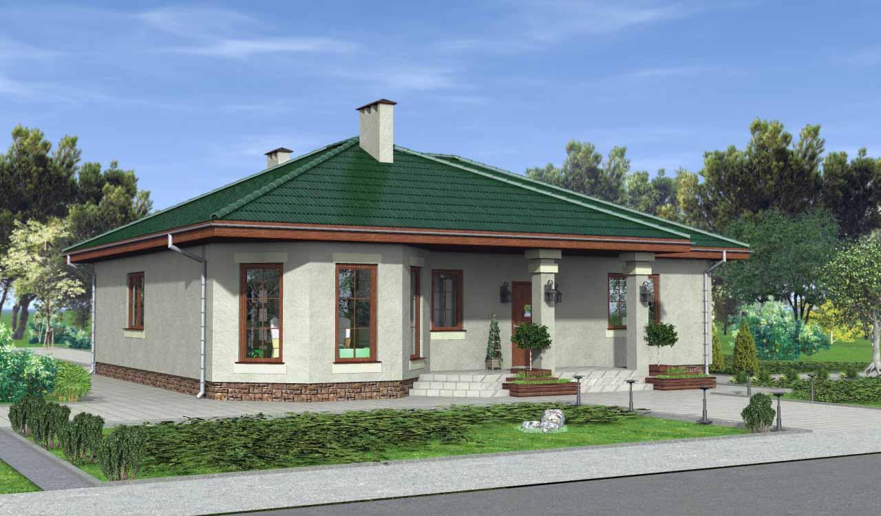 Строительство домов из бревна в Москве: заказать услуги