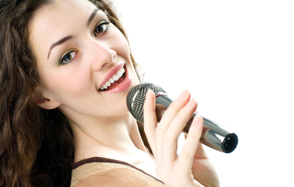Как сделать голос поющим