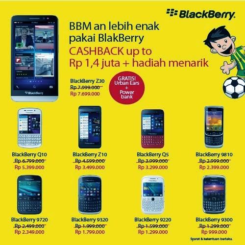 BlackBerry Promo di MBC (Mega Bazaar Consumer Show) 2014