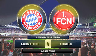 Bayern Munchen vs Nurnberg